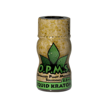 OPMS Kratom Extract Shot
