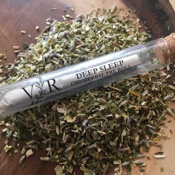 Deep Sleep CBD Herbal Pre Roll