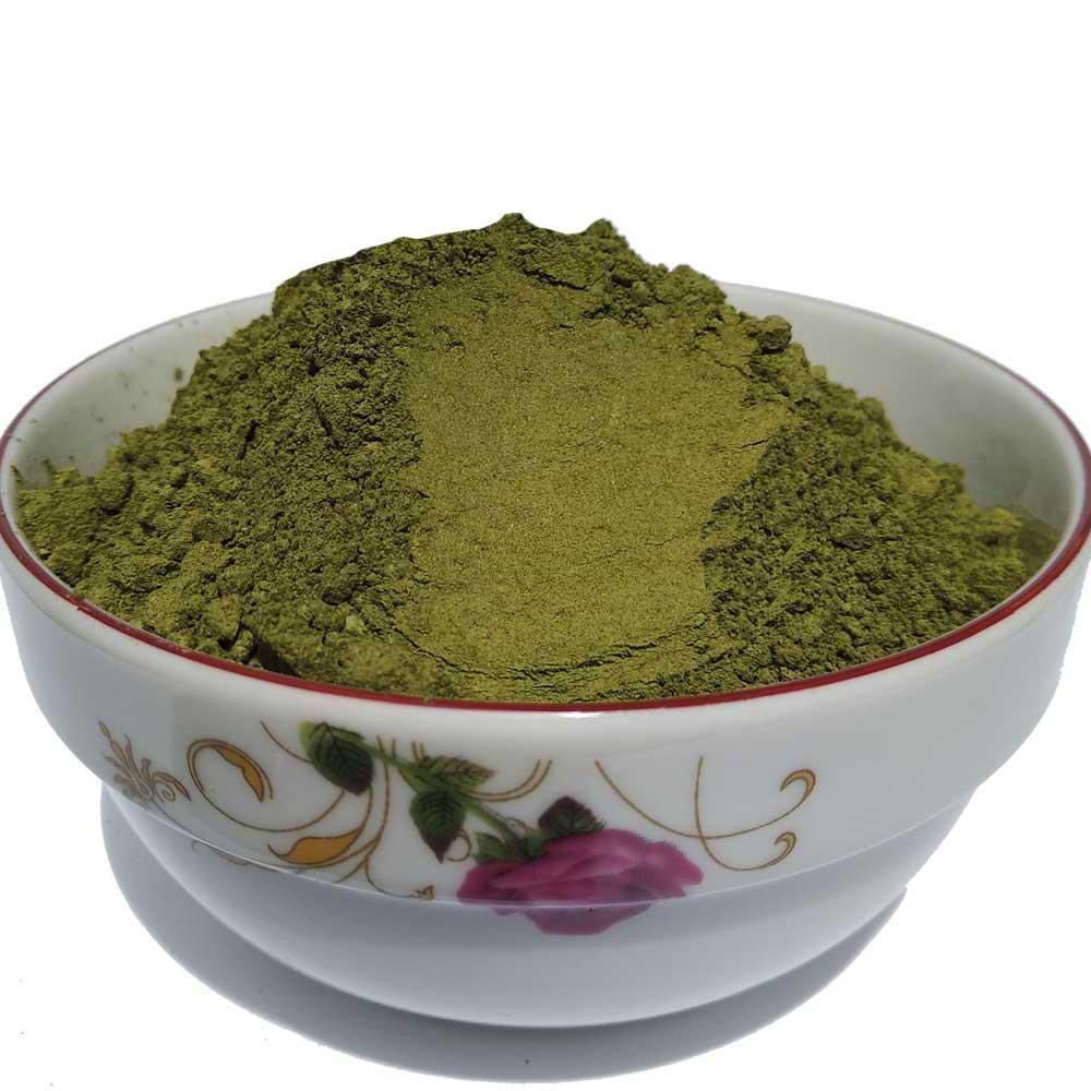 Horn Green Kratom