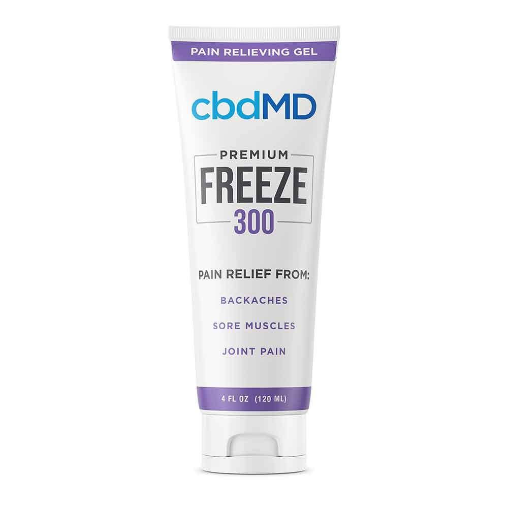 CBD Freeze Cream