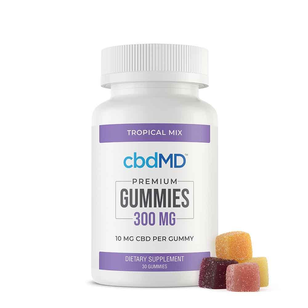 Tropical CBD Gummies